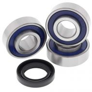 All Balls Wheel Bearing Kit, Big Twins 1967-1972