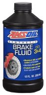 Amsoil Synthetic Brake Fluid, DOT 3 & 4