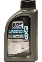 Bel-Ray EXP Synthetic Blend Engine Oil, SAE 20W-50