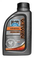 Bel-Ray V-Twin Mineral Engine Oil, SAE 20W-50