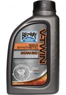 Bel-Ray V-Twin Semi-Synthetic Engine Oil, SAE 20W-50