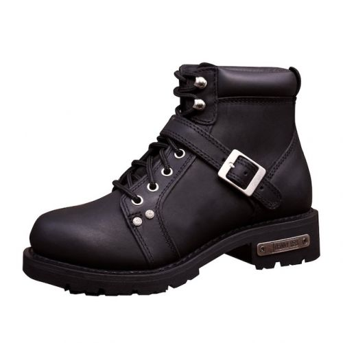 Johnny Reb Maddy Motorcycle Boots