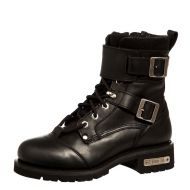 Johnny Reb Rascal Motorcycle Boots