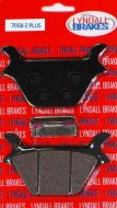Lyndall Brake Pads, Front / Rear, Sportster & Dyna 1988-1999