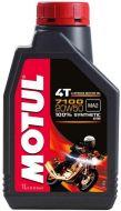 Motul 7100 4T Motorcycle Oil, SAE 20W-50