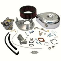 S&S Super E Carburetor Kit, Big Twins 1955-1965