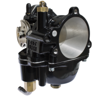 S&S Super E Carburetor Assembly (Carb Only), Black